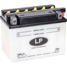 Landport 12V 4Ah Jobb+ motor akkumulátor