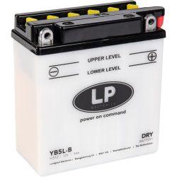Landport 12V 5Ah 124A Jobb+ motor akkumulátor