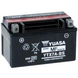 Landport YTX7A-BS BS / 12V 6Ah A Bal+ motor akkumulátor