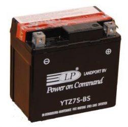 Landport 12V 6Ah 85A Jobb+ motor akkumulátor