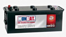 Monbat 12V 180Ah/1100A start /stop teherautó akkumulátor