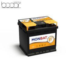 Monbat 12V 53Ah/450A autó akkumulátor