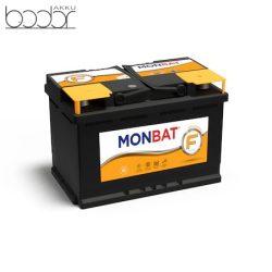 Monbat 12V 77Ah/710A autó akkumulátor